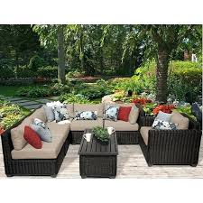 unique 5 piece patio dining set with swivel chairs 7 furniture sets outdoor furniture oahu teak