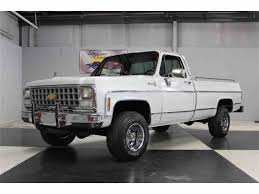 1980 Chevrolet Silverado for Sale | ClassicCars.com | CC-998419
