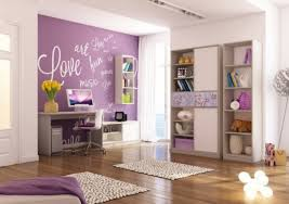 AD Awesome Purple Girls Bedroom Designs 17