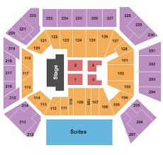 Wintrust Arena Tickets Chicago Il Ticketsmarter