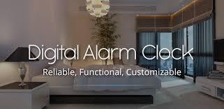 <b>Digital Alarm Clock</b> - Apps on Google Play