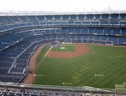 Yankees Seating Price Chart Yankee Stadium Grandstand Level 405 Seat Views Seatgeek