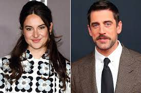Shailene Woodley and Aaron Rodgers hid ...