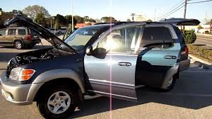 SOLD 2001 Toyota Sequoia SR5 2WD Leather Meticulous Motors Inc ...