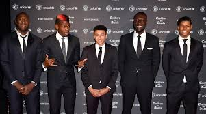 Chris Smalling trolls Romelu Lukaku as he gets a selfie with Stormzy at  Manchester United charity bash