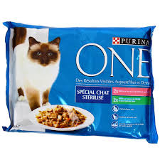Croquettes Purina One pour chat - zooplus