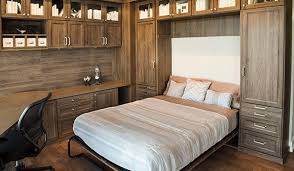 home office with murphy bed. Wall Beds For Guest Room And Home Office Or Multi-function With Murphy Bed