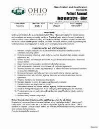 Patient Service Representative Resume Examples Chicagoredstreak Com
