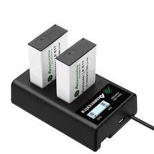 Купить зарядное устройство <b>Powerextra</b> + 2 <b>аккумулятора LP</b>-<b>E17</b>