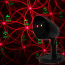 Laser Light Projector Indoor Outdoor Xmas Laser Light Projector