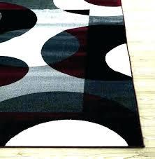 black white grey rug round black and gray rug red area rugs white rug addiction hand black white grey rug