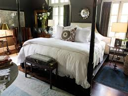 Modern traditional bedroom design Simple Modern Master Shop This Look Hgtvcom Hot Style New Traditional Hgtv