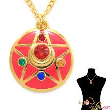 sailor moon crystal star necklace