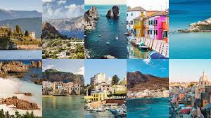 Together with greece, it is acknowledged as the birthplace of western culture. The 15 Prettiest Islands In Italy Cn Traveller