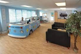 unusual office desks. Jokeroo Car Unusual Office Desks Wooden Stained Varnished Modern Minimalist Sofa Black Tree Design Unique R