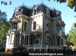 Historic Buildings of Connecticut  Victorian Houses Second