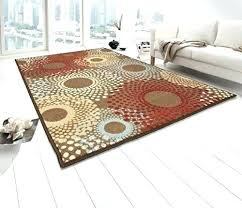 rubber backed throw rugs rubber backed area rugs prestige collection brown contemporary dazzle design area rug rubber backed throw rugs