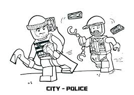 Police Coloring Book Pages Police Coloring Pages Policeman Book