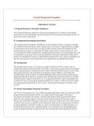 Funding Proposal Template  free grant proposal budget template     Project Proposal Template      Free Templates in PDF  Word  Excel