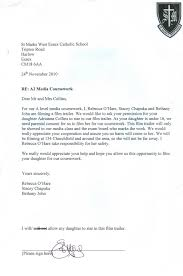 a2 media studies permission letter for adrianna permission letter for adrianna