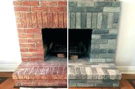reface brick fireplace refacing a ideas most magnificent preeminent with tile o reface ace refacing ideas brick unique with tile
