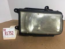 headlights for isuzu 98 99 isuzu rodeo right passenger side headlight used oem 81752