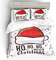YYHQHE <b>Christmas Decoration</b> Bedding set 3D <b>Digital Printing</b> ...