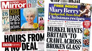 Funny news headlines world headlines newspaper headlines old newspaper funny news stories don delillo make my day alien encounters religious humor. Newspaper Headlines Extra Time In Brexit Talks For A Final Push