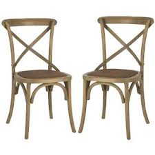 attractive design x back dining chairs safavieh american home franklin side black double with