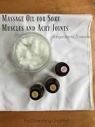 this easy muscle rub is so soothing supportive and helpful for sore or painful