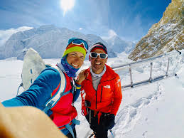 Interview: Simone Moro on Expedition-Ending Accident on ...