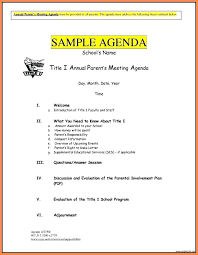 Training Agenda Agenda Word Template Free Meeting Agenda Template Word Training