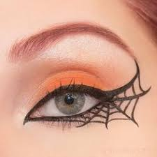 25 spiderweb themed makeup ideas that will turn heads on