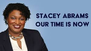 Stacey Abrams: Our Time Is Now — INFORUM
