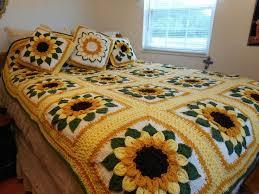 Best 25+ Crochet bedspread ideas on Pinterest | Crochet bedspread ... & Crocodile Sunflower Afghan by Alice Roush, FB Crochet Addicts group |  http:// Adamdwight.com