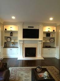 built in shelves around fireplace shelves around fireplace built in