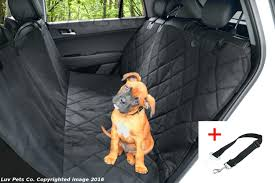 dog hammock for car s uk petego seat protector waterproof cover pets
