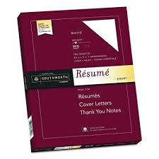 Resume Paper Weight Amazing Amazon Southworth 40% Cotton Resume Paper 4040 X 40 40 Lb