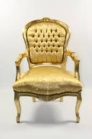 gold brocade salon chair  foohoo  event furniture hire company