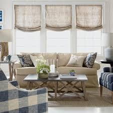 Window Treatments Ideas For Living Room