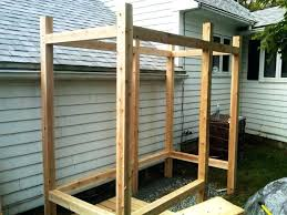 diy outdoor shower ideas best best outdoor shower enclosure ideas and plans design outdoor shower enclosure