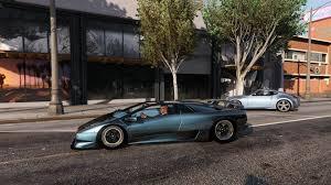 Pop Up Lights Lamborghini Diablo Sv 1997 Add On Replace Template Pop Up