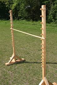 Wooden Limbo Game New Uber Limbo Set Outdoor or Indoor Limbo Game for Parties Garden 1