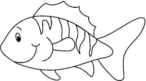 fish clip art black and white. Modren Fish In Fish Clip Art Black And White R