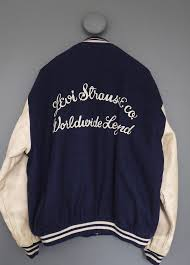 vintage levi s varsity jacket