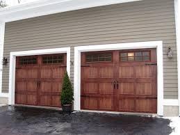 diy faux wood garage doors. C.H.I. 5283 Short Panel Carriage House Mahogany Woodtones Door With Stockton Windows Diy Faux Wood Garage Doors O