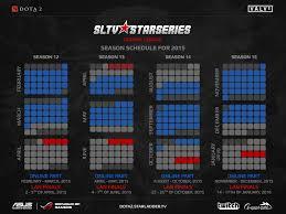 dota 2 news starladder announces season 11 and 2015 schedule