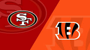 Nfl 49ers Depth Chart San Francisco 49ers At Cincinnati Bengals Matchup Preview 9