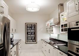 Lighting for galley kitchen Tiny Get This Look With The Kichler Lacey Collection Photo Credit Contemporary Kitchen By Washington Lightsonlinecom Galley Kitchen Lighting Looks