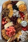 appetizer or snack party tray
